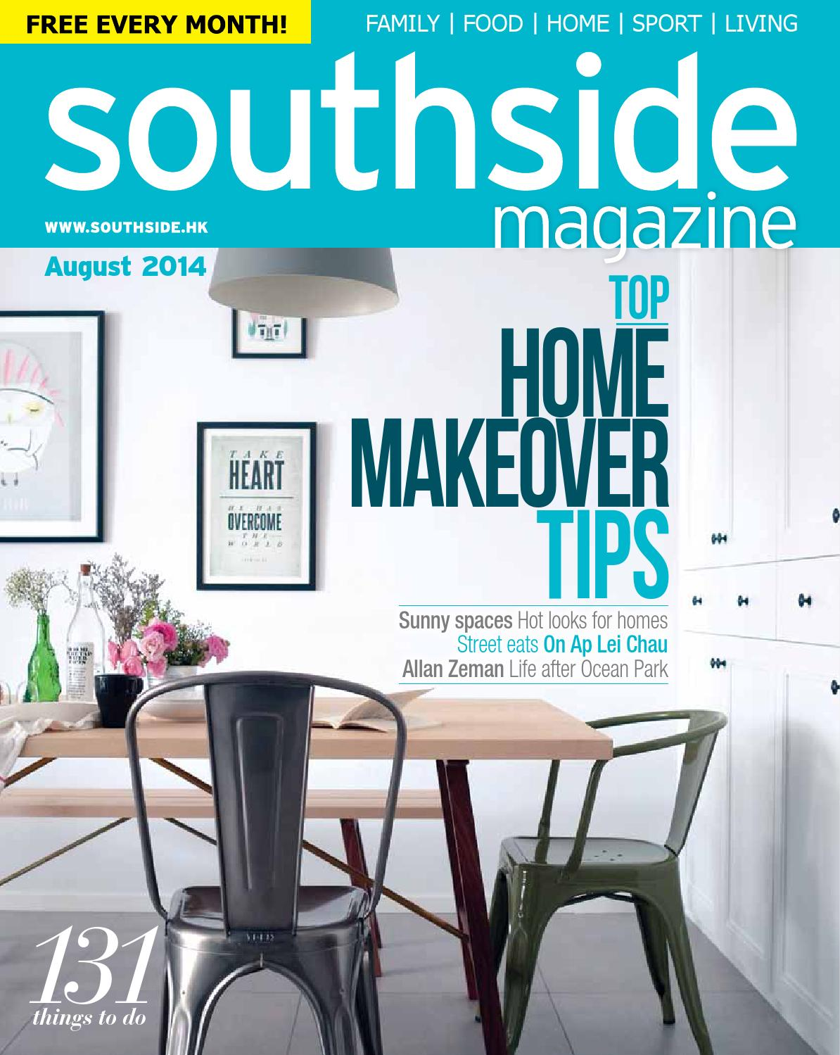 Southside Magazine August 2014 by Hong Kong Living Ltd - issuu