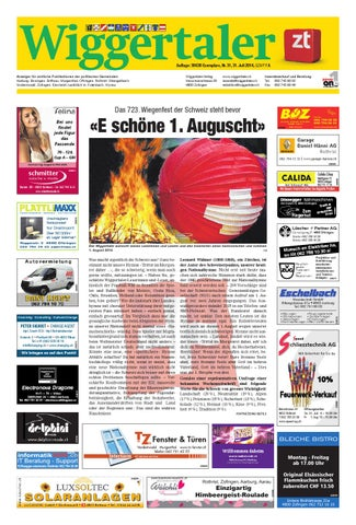 Wiggertaler 31/14 by ZT Medien AG - issuu