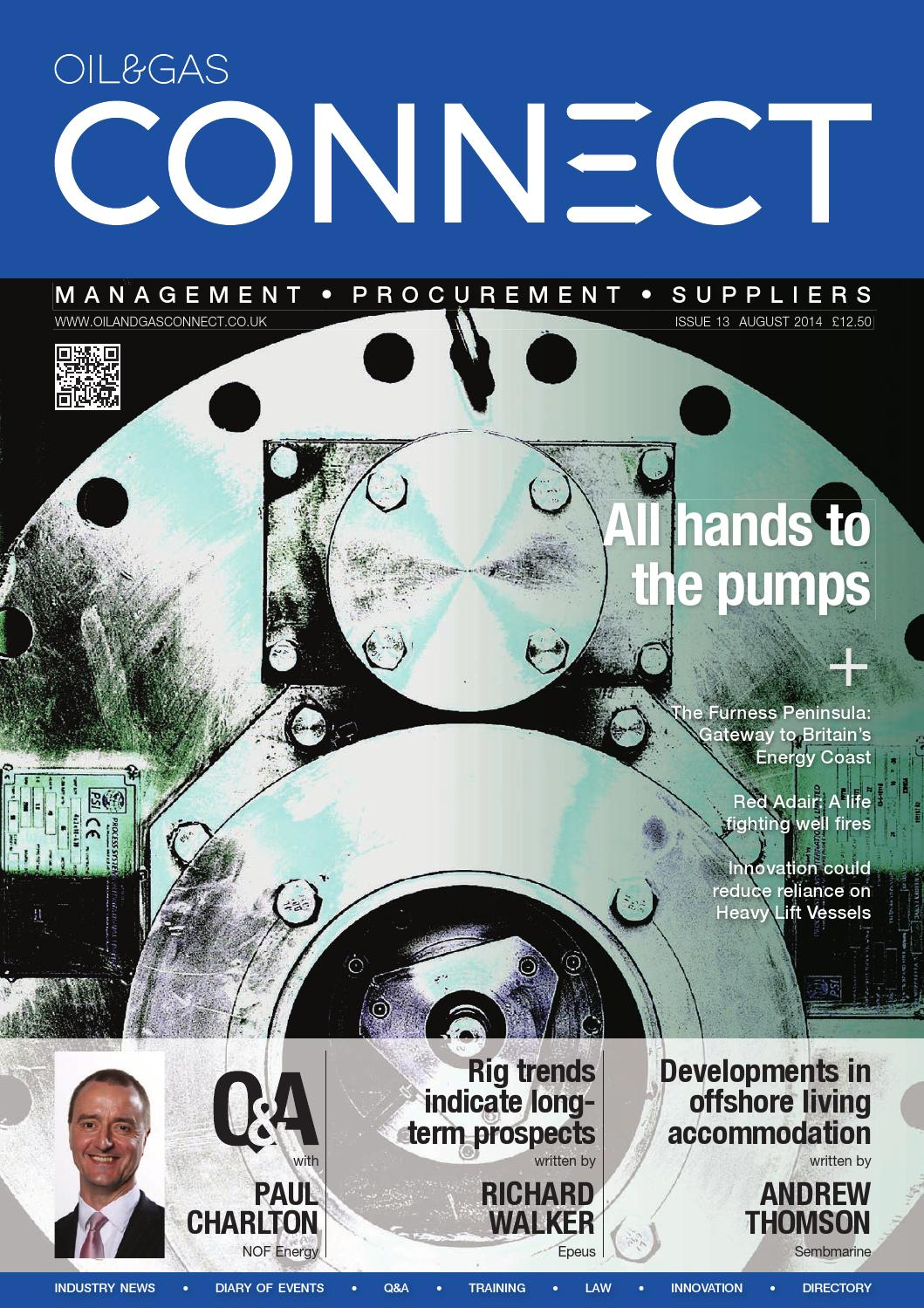9ae3be61d9 Oil   Gas Connect Edition 13 by The Connect Series Ltd - issuu