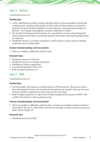 Cambridge Igcse Biology Teacher S Resource Third Edition By Cambridge University Press Education Issuu