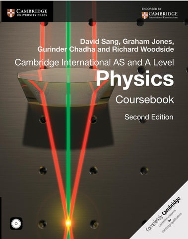 Cambridge International AS and A Level Physics Coursebook with CD ...