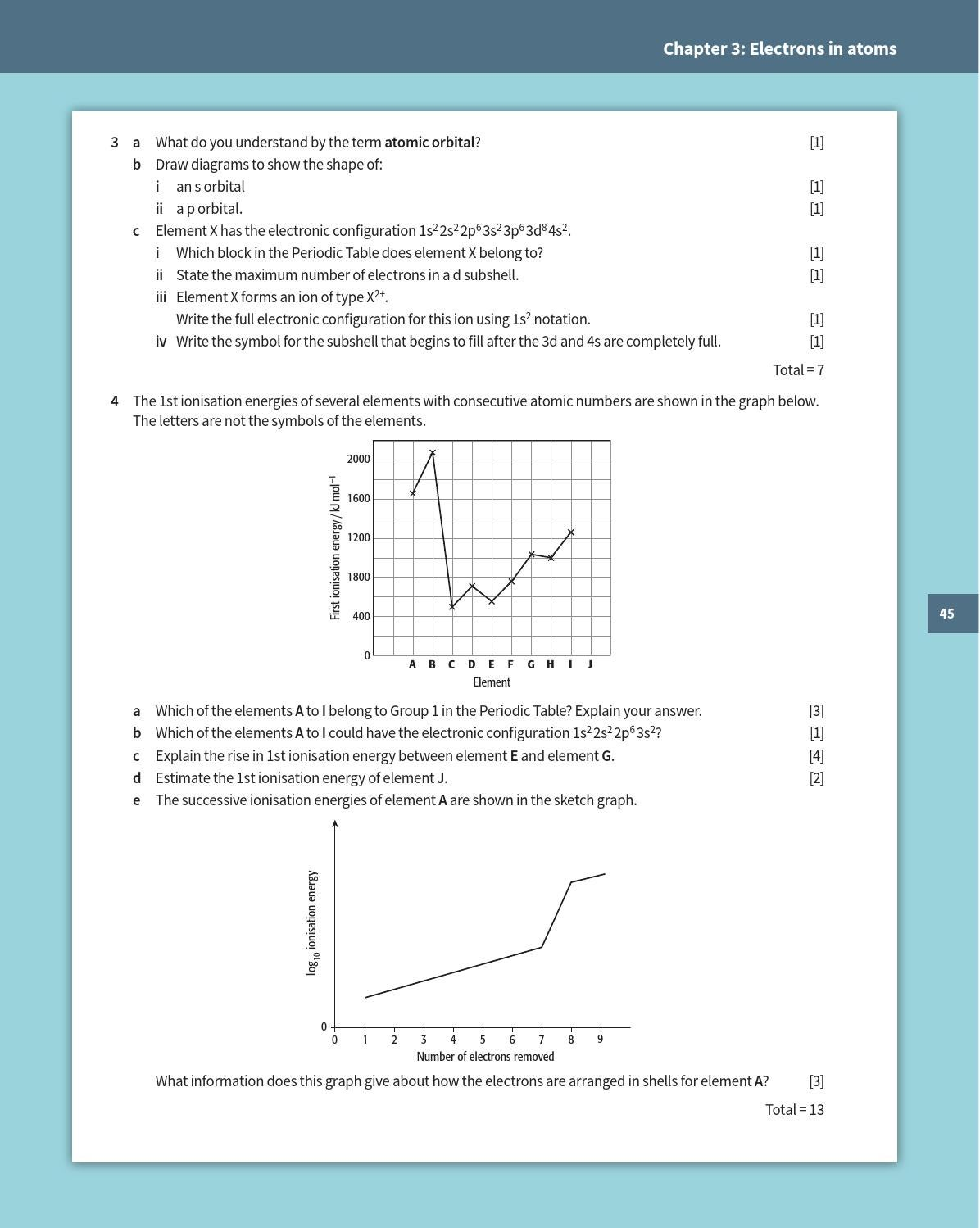 cambridge international as and a level chemistry coursebook with cd rom by cambridge university press education issuu - Periodic Table Element E