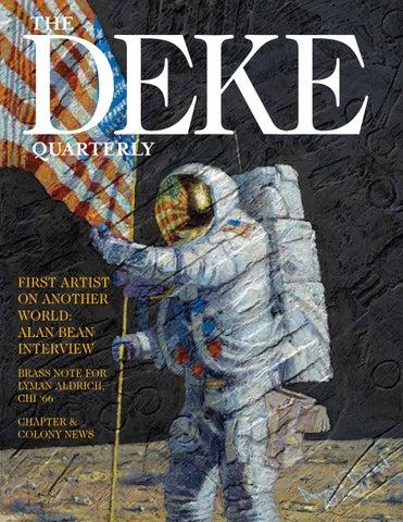 The Deke Quarterly Volume 132 No 2 By Delta Kappa Epsilon