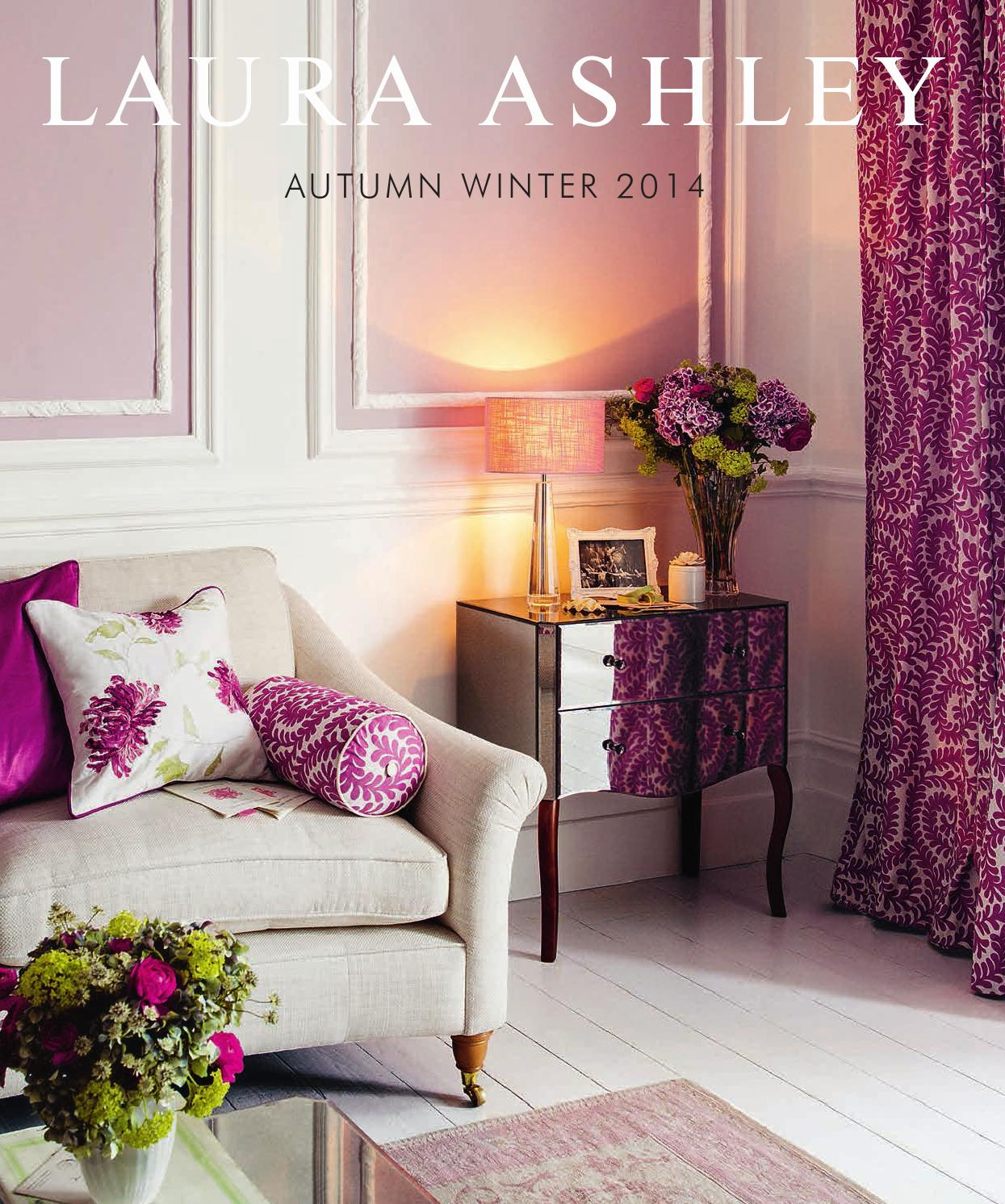 Laura ashley katalog autum winter 2014 by laura ashley - Catalogo laura ashley ...