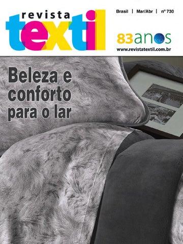 e3e95f8485 Revista têxtil 730 by Revista Textil - issuu