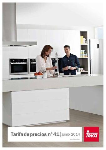 Catalogo Electrodomesticos de cocina 2014 by mueblespariente - issuu