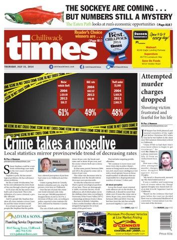 Chilliwack Times July 31 2014 by Chilliwack Times - issuu