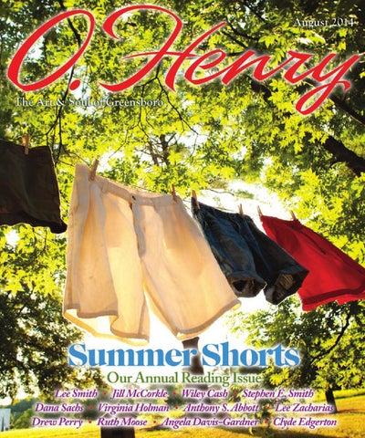 bfa0c0dfe3 August O.Henry 2014 by O.Henry magazine - issuu