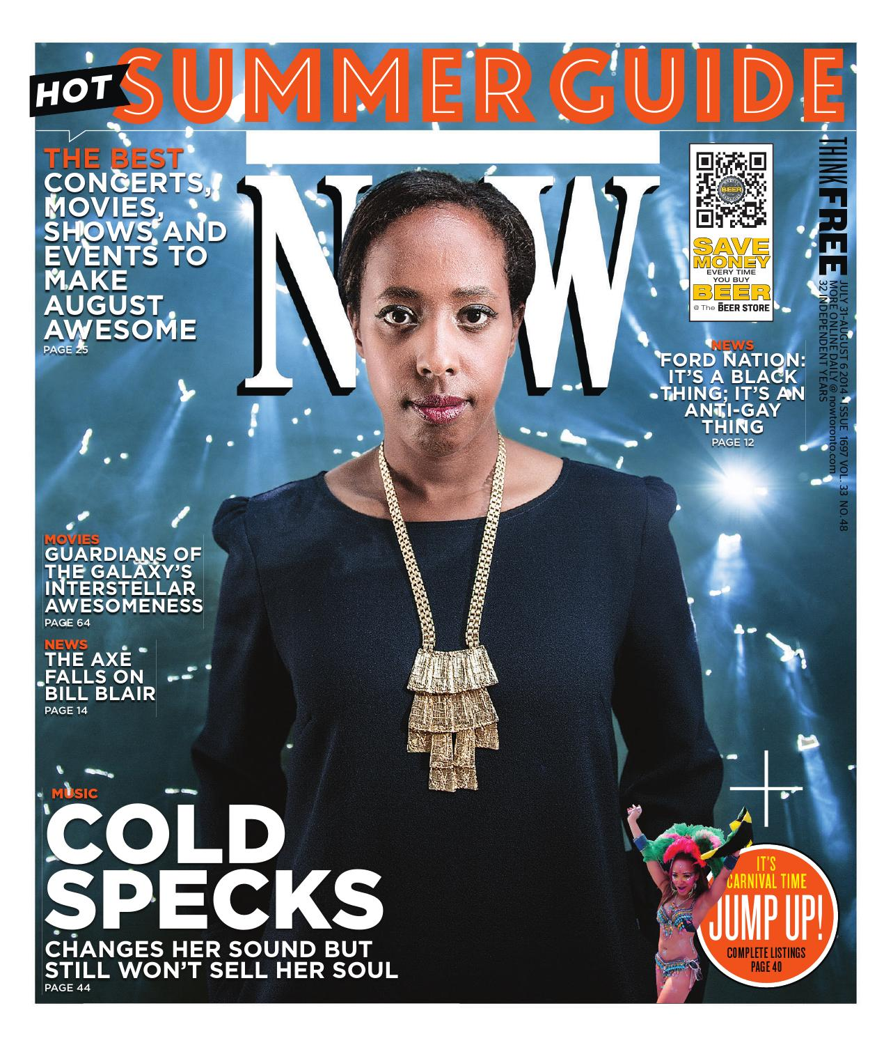 Now Magazine 3348 By Issuu Manzone Button Ink King Tee Brown Cokelat Tua S