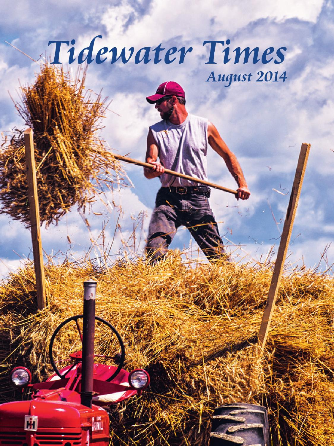 August 2014 ttimes web magazine by Tidewater Times - Issuu