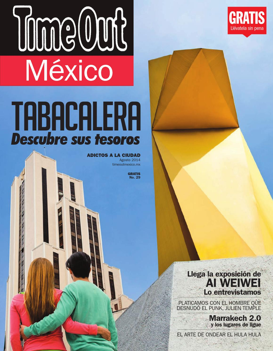 Time Out México agosto 2014 by Time Out México - issuu d165483047c