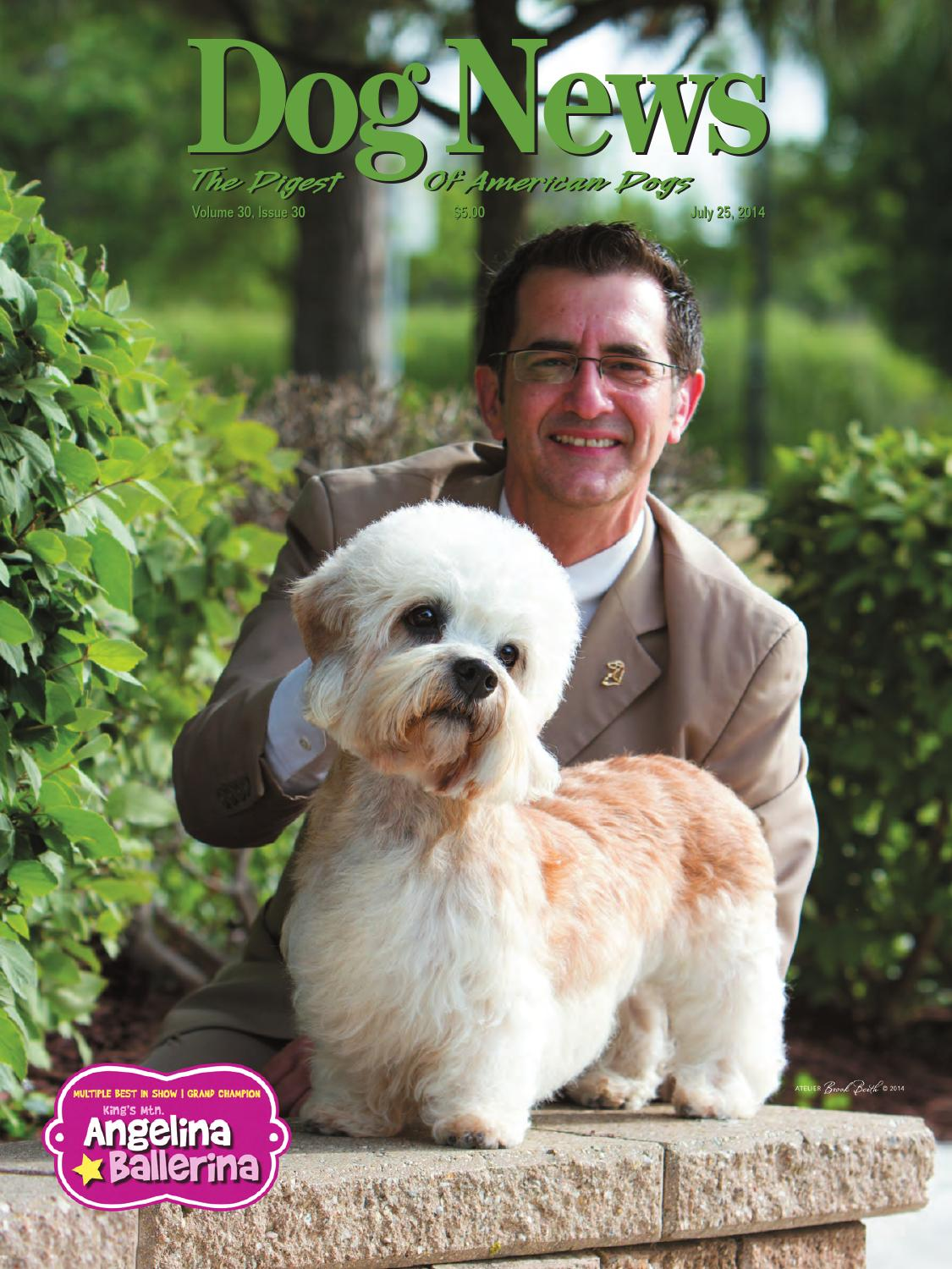 Dog News, July 25, 2014 by Dog News - issuu