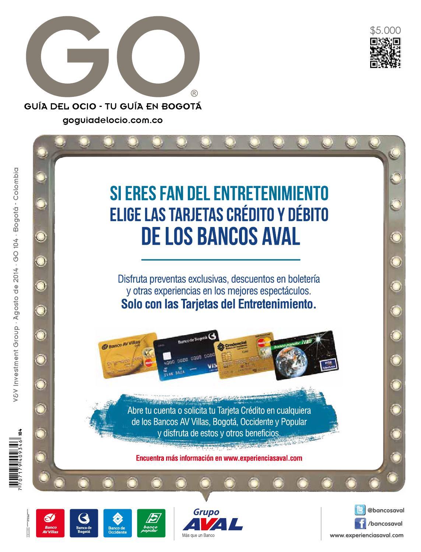 EDICIÓN 104 by Go Guia Del Ocio - issuu