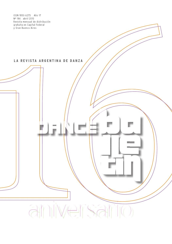 86e3f84fd7efd BALLETIN DANCE 186 by Balletin Dance - issuu