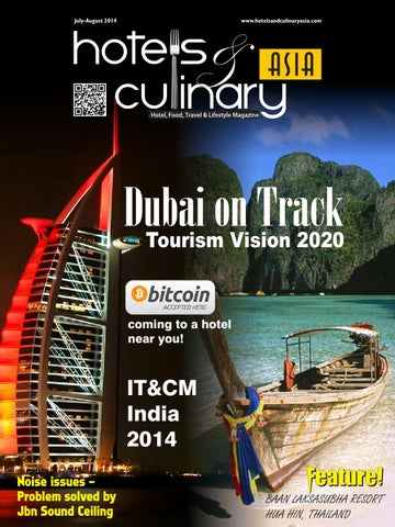 Hotels Culinary ASIA July August 2014