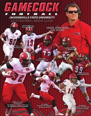 2014 JSU Football Media Guide by Greg Seitz - issuu d817ac9a9