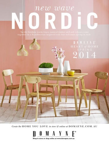 Bauer New Wave Nordic By Domayne Issuu