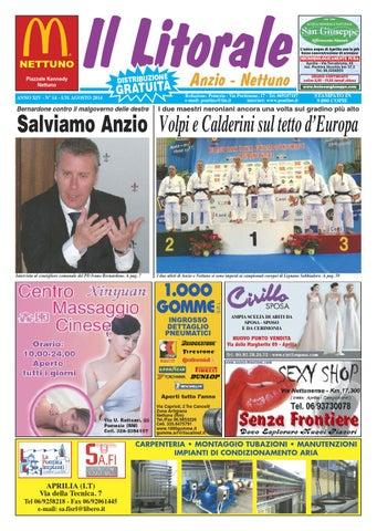 Il litorale n. 14 - 1 31 Agosto 2014 by Il Pontino Il Litorale - issuu 2bf57f8e472