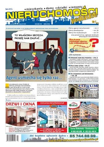 586a308a14bcf Nieruchomości podlaskie nr 57 by Tomasz Filonczuk - issuu