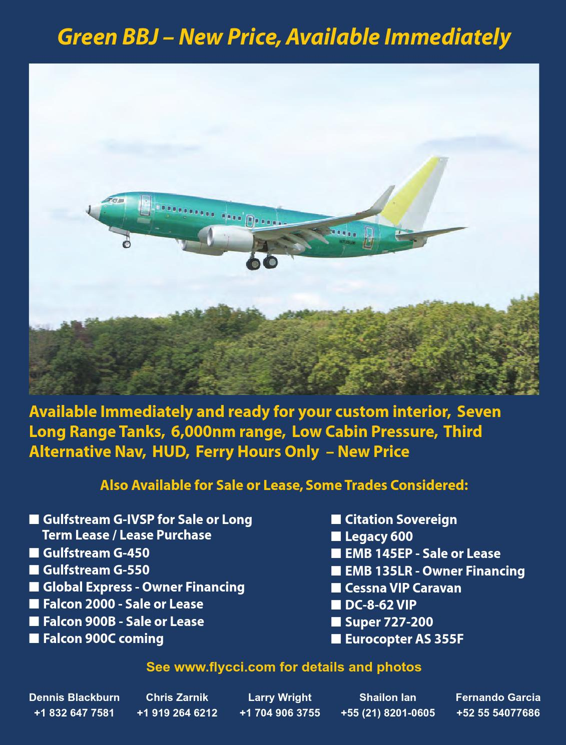 World Aircraft Sales Magazine August 2014 by AvBuyer Ltd