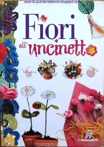 Fiori Alluncinetto.Fiori All Uncinetto By Stefania Rossi Issuu