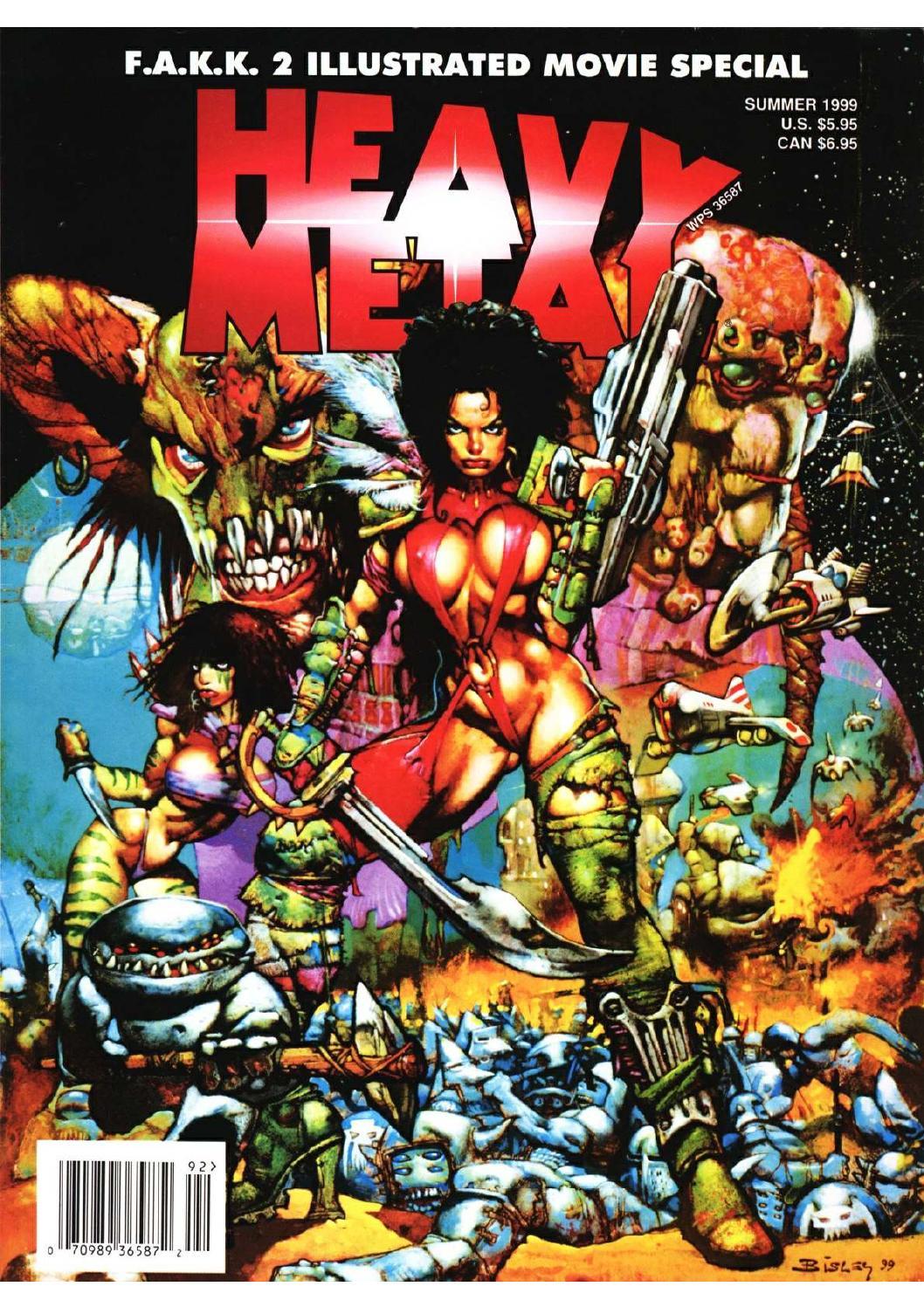 heavy metal film porno