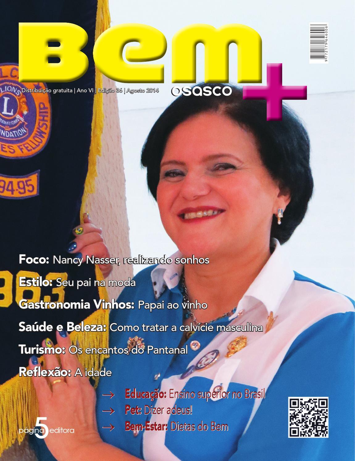 c406ff692 Bem+ Osasco - Edição 36 - Agosto by Revista Bem Mais Osasco - issuu