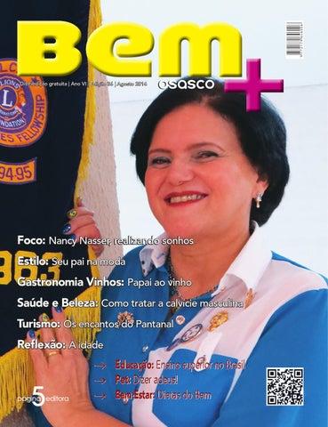 Bem+ Osasco - Edição 36 - Agosto by Revista Bem Mais Osasco - issuu 99e55a6caef63