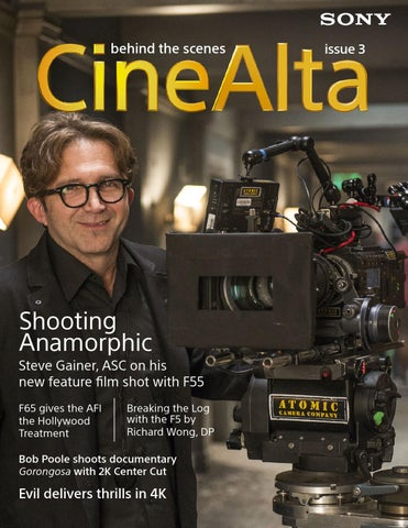 CineAlta Magazine Issue 3 by Sony Professional - issuu
