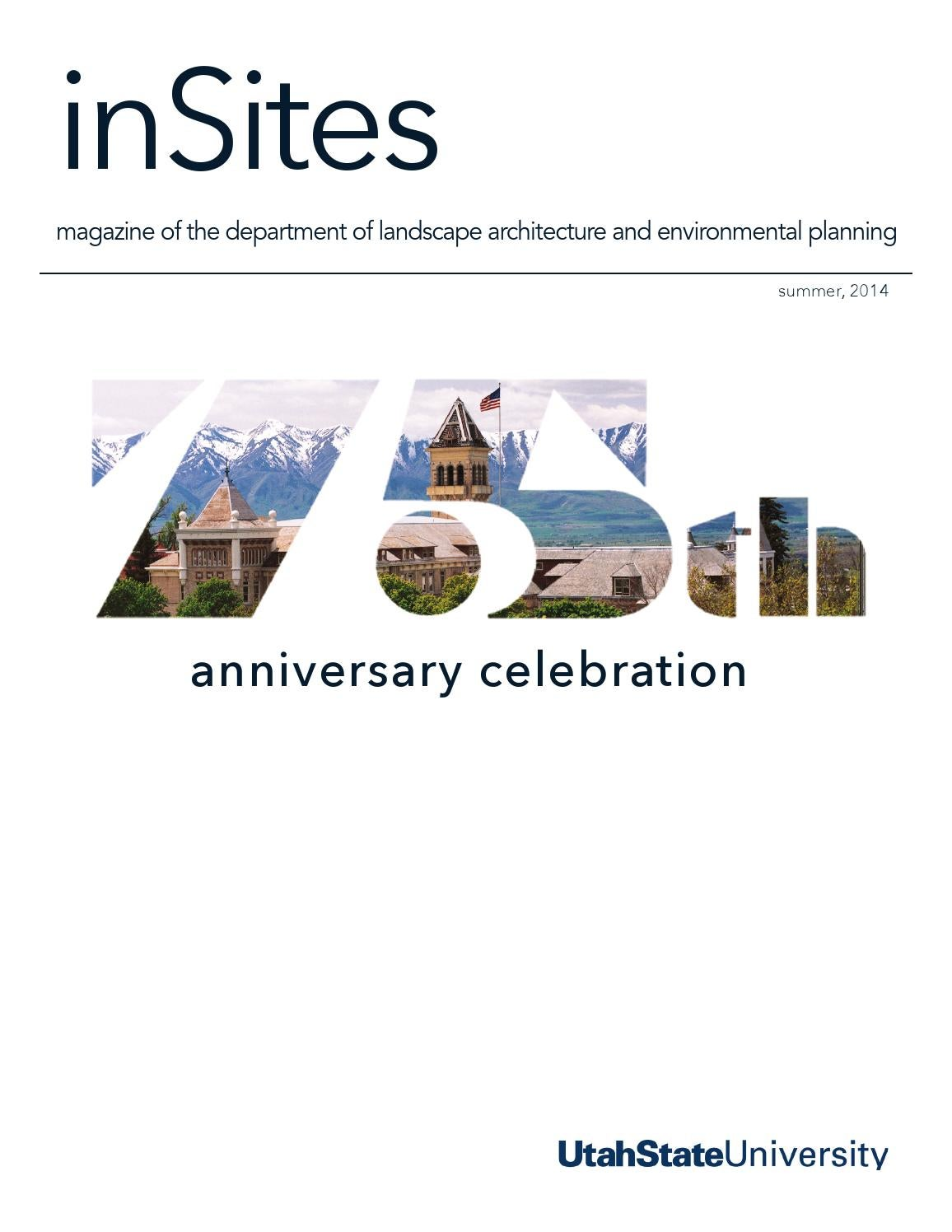 2014 insites by landscape architecture issuu for Insite landscape architects
