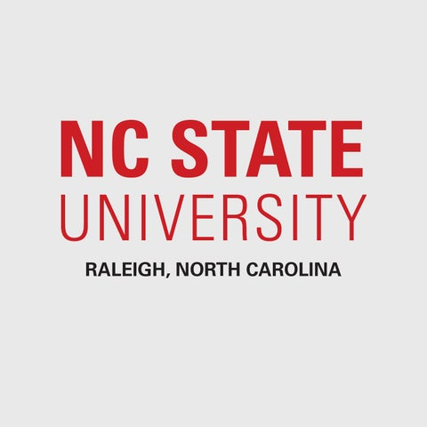 Ncsu Academic Calendar.Nc State University Undergraduate Admissions International Brochure