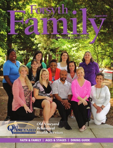 Forsyth Family August 2014 By Forsyth Mags Issuu