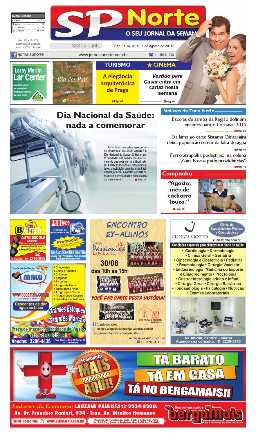 53c0d0cdbf60c Jornal SP Norte 622 by Grupo SP de jornais - issuu