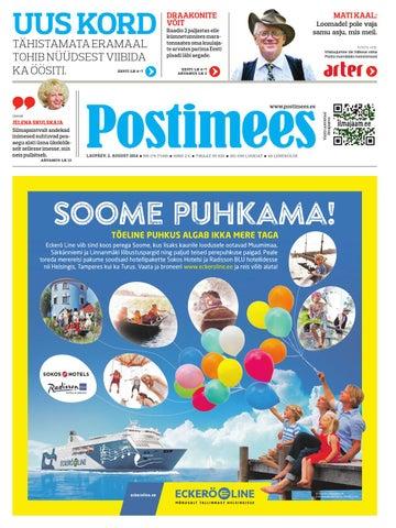 2fdc9764ea9 Postimehe paberleht 02 08 2014 by Postimees - issuu