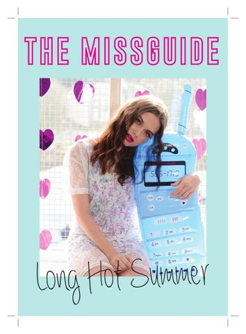 f80f4f265d47a The Missguide by Chelsea - issuu
