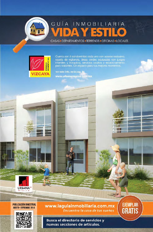 Edici n vida y estilo quer taro 17 by guia inmobiliaria for Guia inmobiliaria