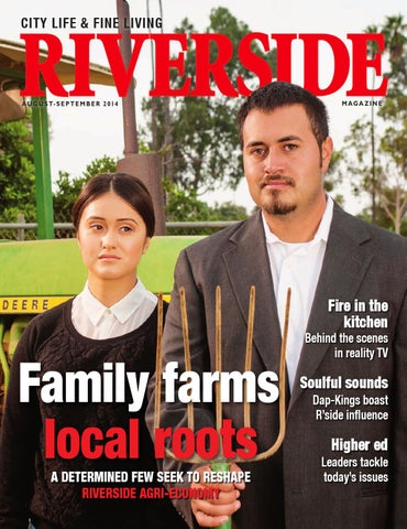 Riverside Magazine By MediaNews Group Targeted Products