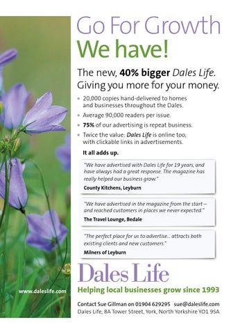 Dales Life Summer 2014 By