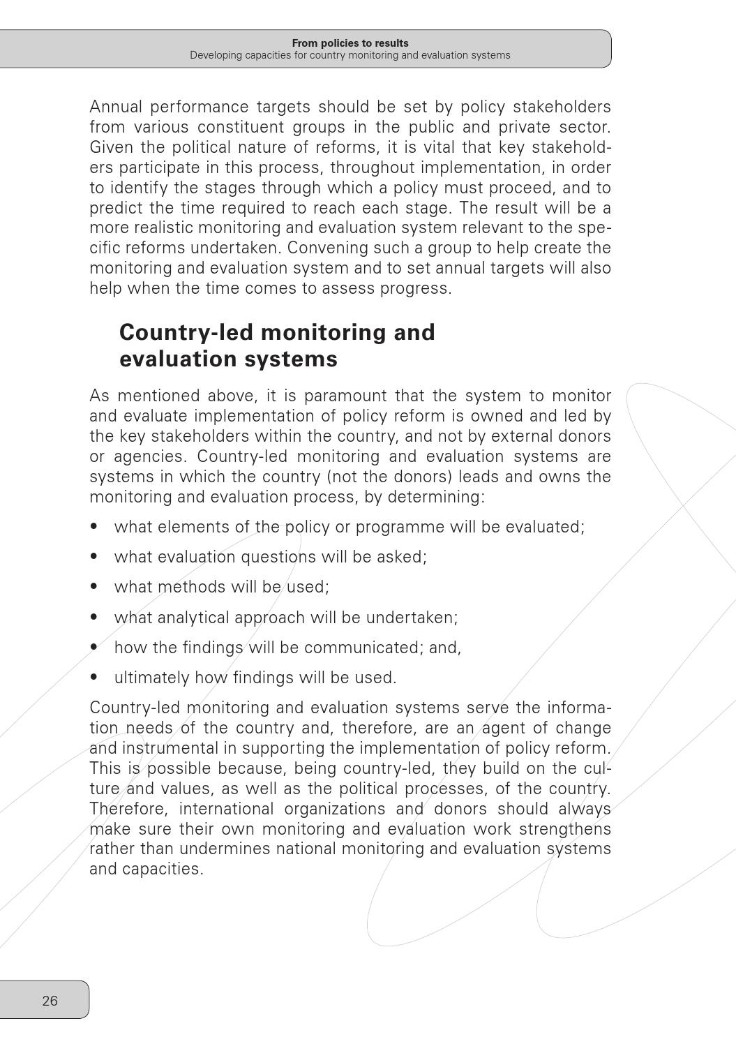 Policy to Results part 1 by Dr Lendy Spires - issuu