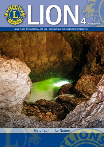 Great Lion 4 2014 By Lionsclubs   Issuu