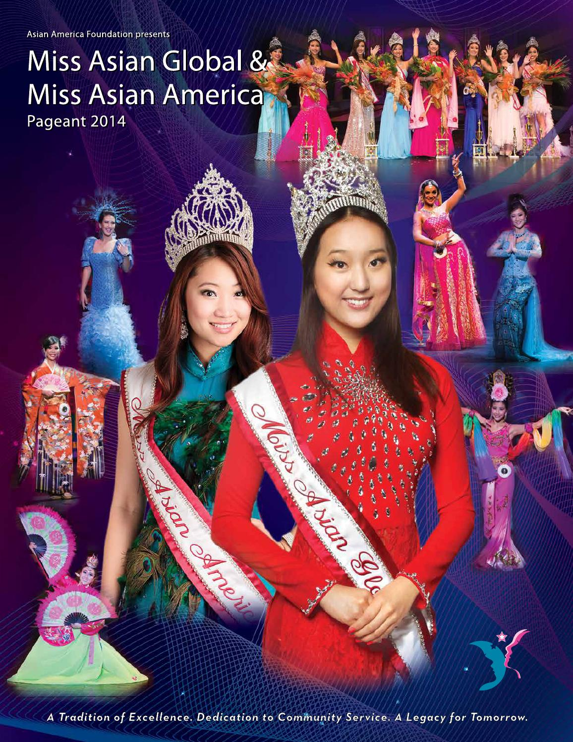 Miss asian america florida not