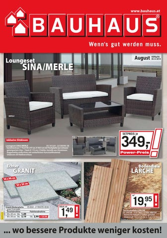 bauhaus angebote 4 30august2014 by issuu. Black Bedroom Furniture Sets. Home Design Ideas