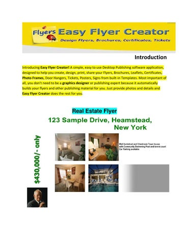 Easy Design Flyer Creator by Easy Flyer Creator - issuu