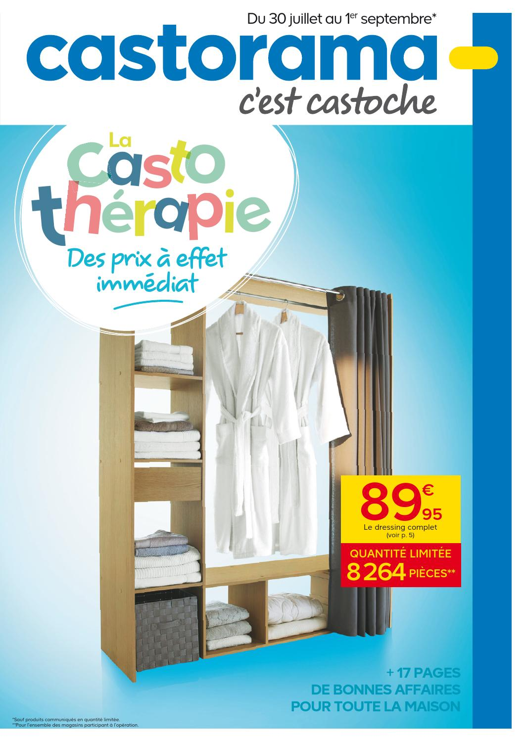 Castorama Catalogue 30juillet 1septembre2014 By Promocatalogues