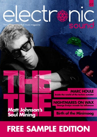 Electronic Sound Issue 7 by Electronic Sound Magazine - issuu