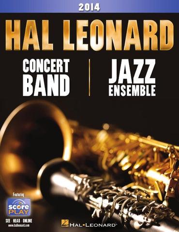 2014 hal leonard concert bandjazz ensemble by hal leonard experience scoreplay view scores with recordings online halleonard fandeluxe Images