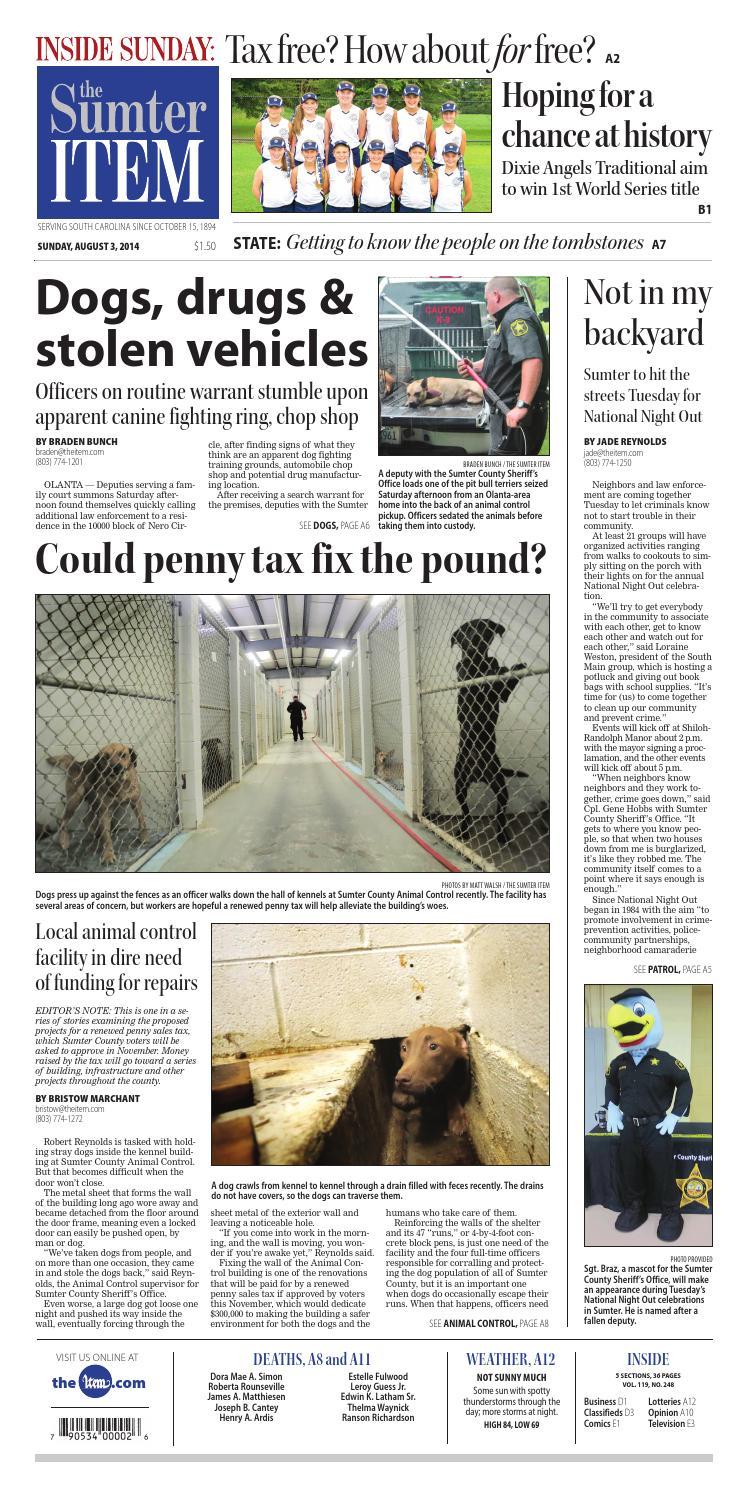 Pinecrest Tribune 10.21.2013 by Community Newspapers - Issuu
