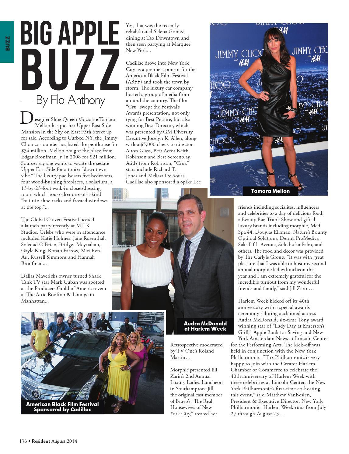 Resident Magazine August 2014 by Resident Magazine - issuu