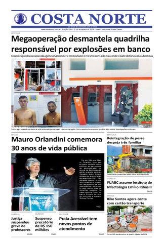 1b27d845499 Jornal Costa Norte by Costa Norte - issuu