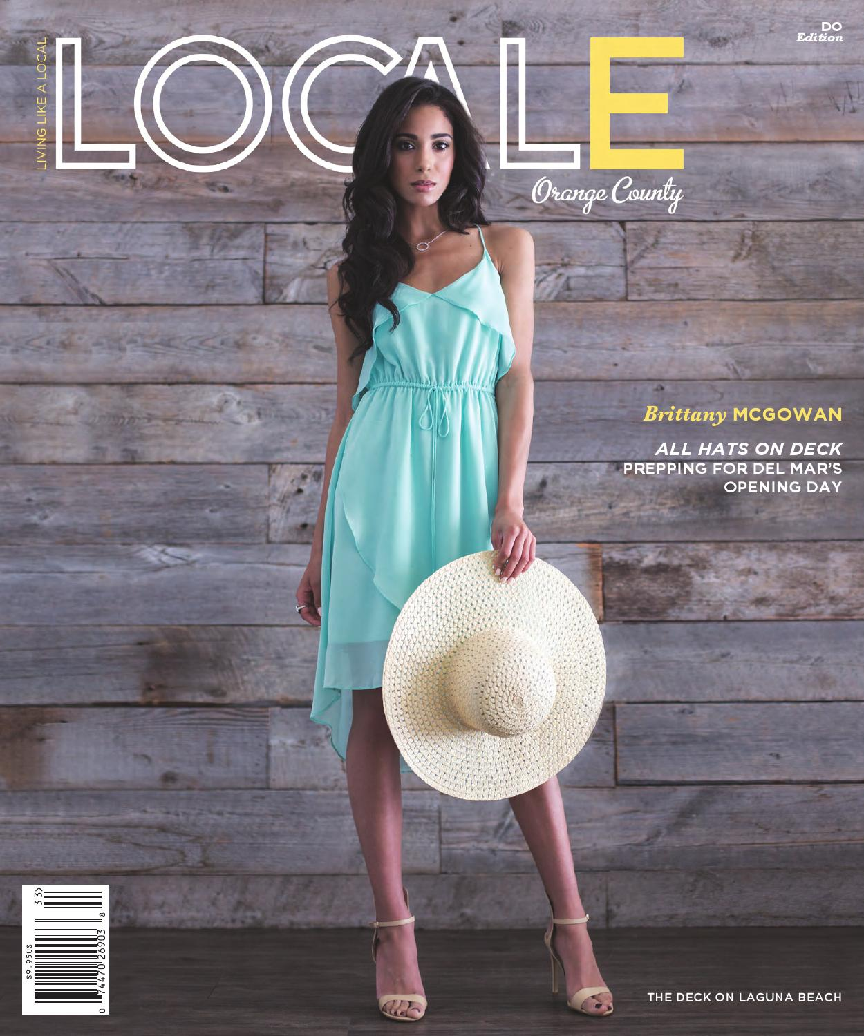 33c1400b1f6ad Orange County July 2014. Do Edition Locale Magazine
